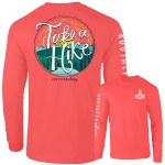 Southernology Take A Hike Long Sleeve T-Shirt SMALL