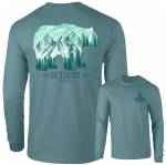 Southernology Get Lost Long Sleeve T-Shirt SMALL