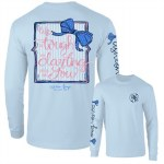Ashton Brye Life Is Tough Long Sleeve T-Shirt SMALL