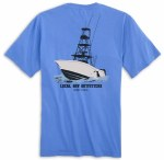 Local Boy Outfitters Rolling Center T-Shirt SMALL