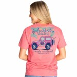 Simply Southern Fall T-Shirt SMALL