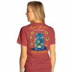 Simply Southern Let Your Light Shine T-Shirt SMALL