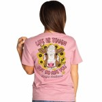 Simply Southern Life is Tough T-Shirt SMALL
