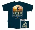 Southern Strut Duck Hunting T-Shirt X-LARGE