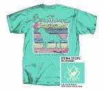 Southern Strut Dog N Board T-Shirt LARGE