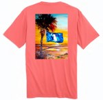 Local Boy Outfitters Sunrise T-Shirt SMALL