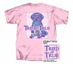 Tried & True Puppy T-Shirt SMALL