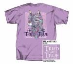 Tried & True Llama T-Shirt SMALL