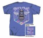Tried & True Honey Bee T-Shirt SMALL