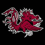 "South Carolina Gamecocks 5.5"" Cock Decal"