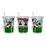 South Carolina Gamecocks 3 Pack Sip Cup