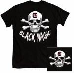 South Carolina Gamecocks Black Magic T-Shirt SMALL