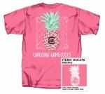 South Carolina Gamecocks Pineapple T-Shirt SMALL