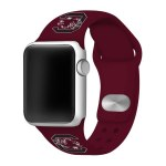 South Carolina Gamecocks  Apple GARNET Watch Band 38/40mm
