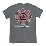 "South Carolina Gamecocks Decorative Block ""C"" T-Shirt SMALL"