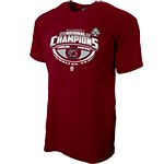 South Carolina Gamecocks 2017 Ladies National Champ T-Shirt MD