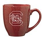 South Carolina Gamecocks 16oz Bistro Coffee Mug