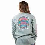 Simply Southern No Road Youth Long Sleeve T-Shirt YTH SMALL