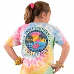 Simply Southern Save Plastic T-Shirt Youth SMALL