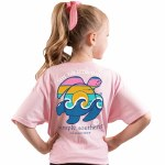 Simply Southern Save Waves T-Shirt Youth SMALL