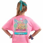 Simply Southern Keep Life Simple T-Shirt Youth MEDIUM