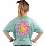 Simply Southern Storm T-Shirt Youth SMALL