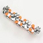 Clemson Stretch Bracelet
