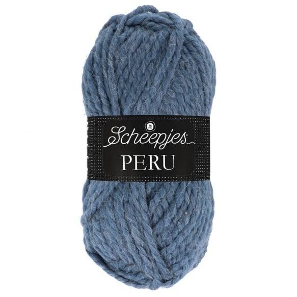 Scheepjes Peru 80 Blue
