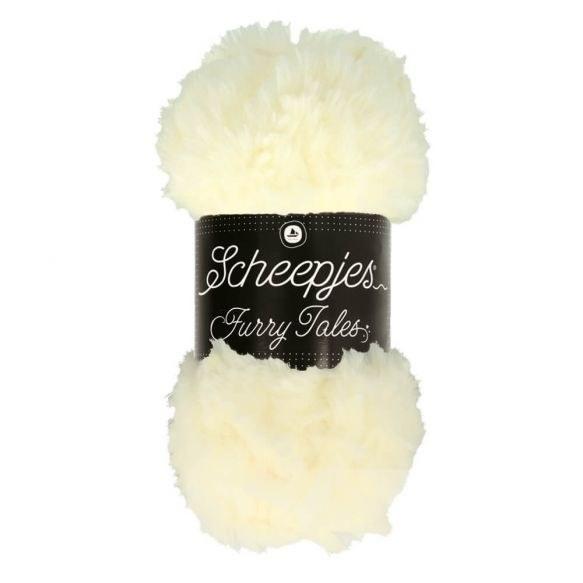 Scheepjes Furry Tales 971 Snow