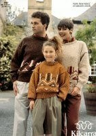 Kilcarra Sweater Pattern 208