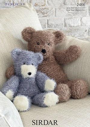 Sirdar 2466 Bears in Touch