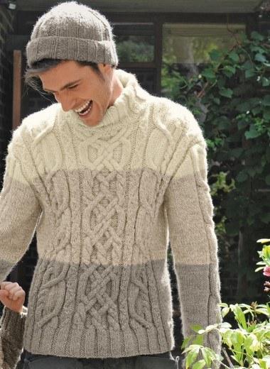 Berg De F Sweater & Hat 312.11