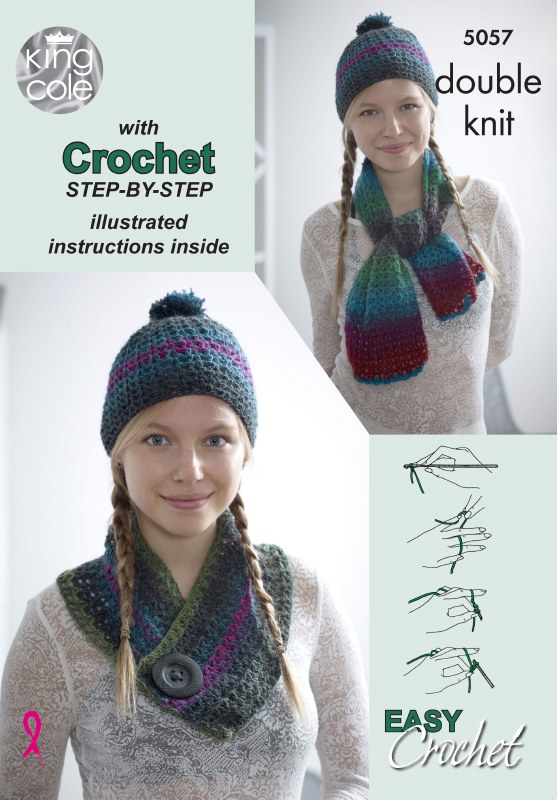 KC 5057 Easy Hat with instruct