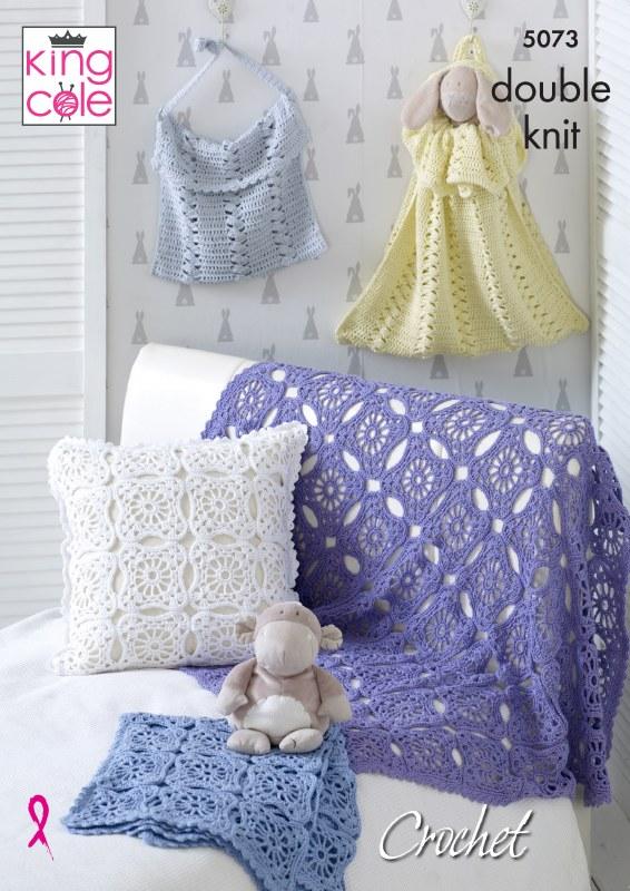 KC 5073 Blanket, Cushion, Bags