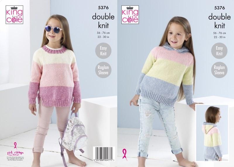 KC 5376 Sweaters in dk