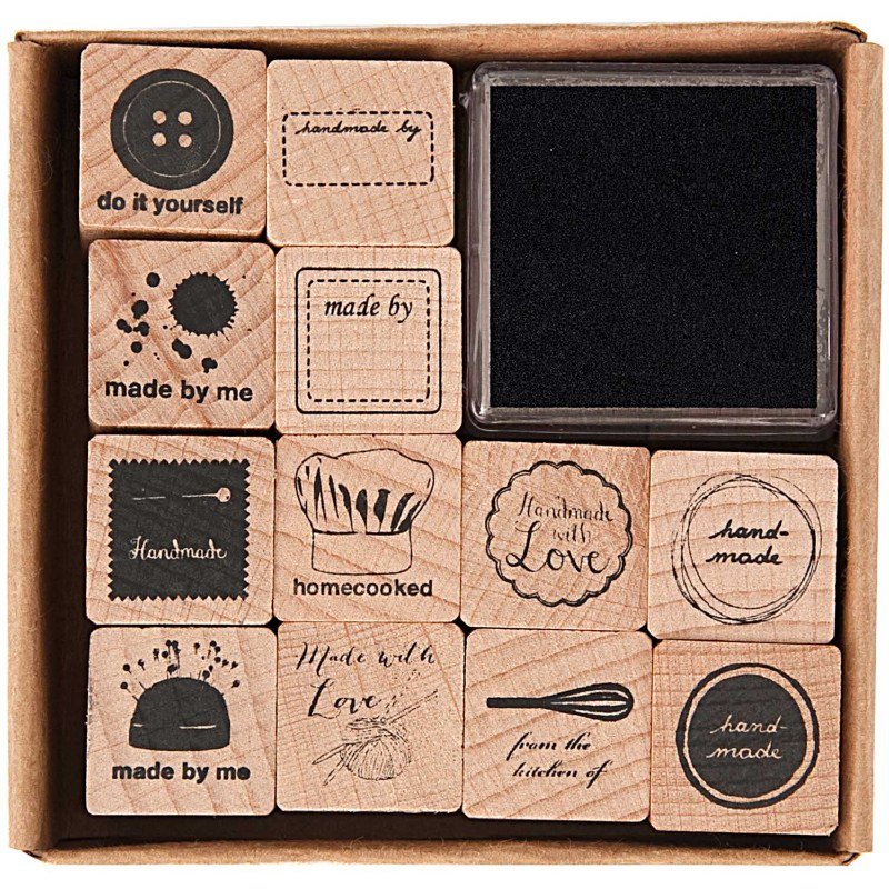 Stamp Set Do It Yourself
