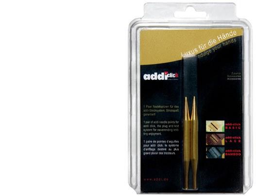Addi Click Lace Tips 4.0mm