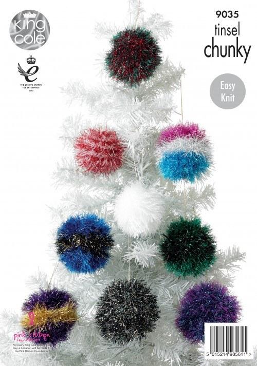 KC 9035 Christmas Tree Tinsel