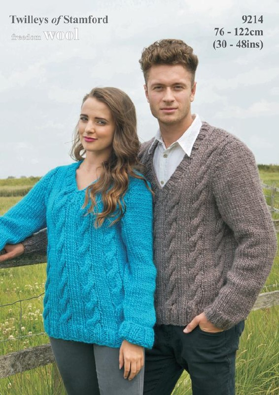 Twilleys Freedom 9214 Jumpers