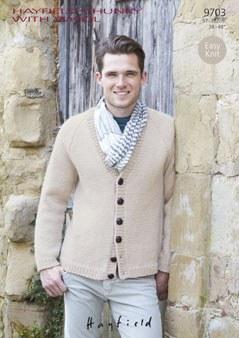 Hayfield Chunky W Wool 9703