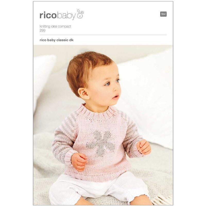 Rico 299 Sweaters in dk