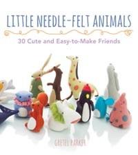 Little Needle Felted Animals