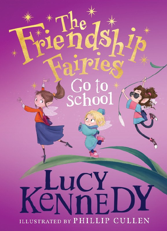 Friendship Fairies go to Schoo