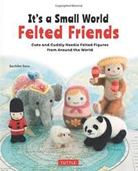 It's A Small World Felt Friend