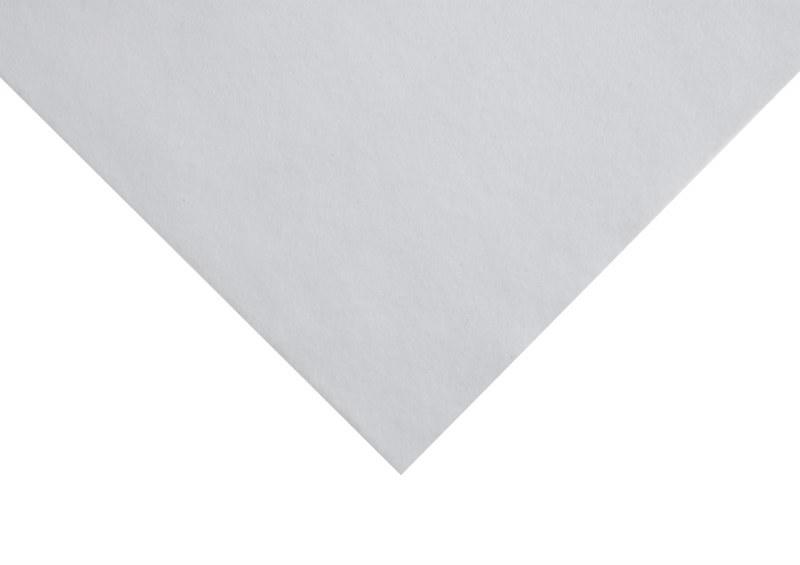 Acrylic Felt Square White