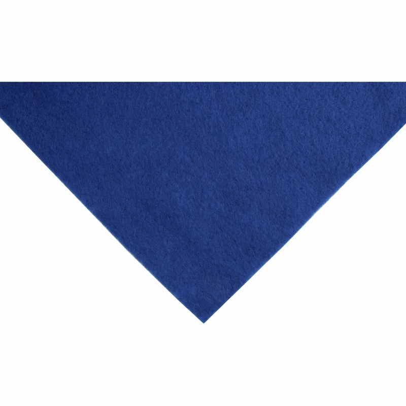 Acrylic Felt Square Royal Blue