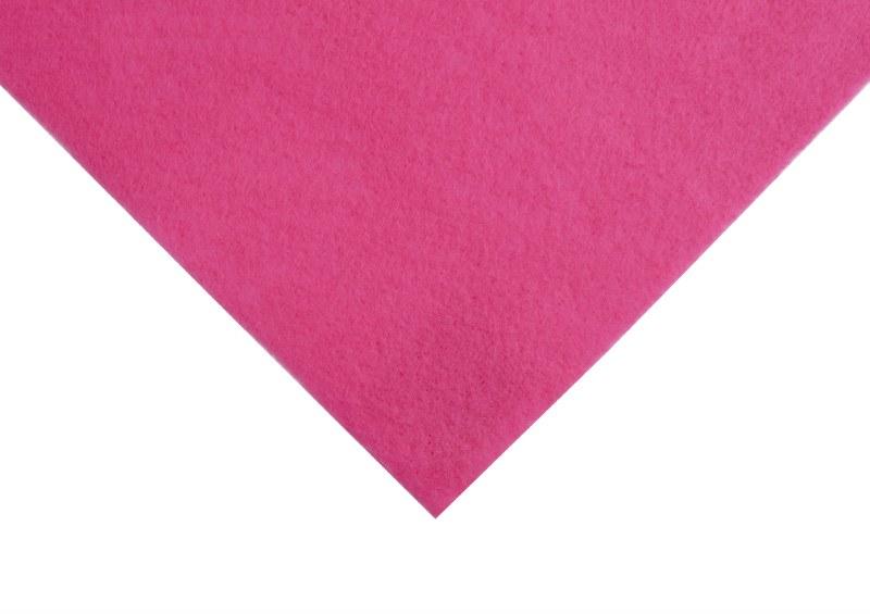 Acrylic Felt Hot Pink