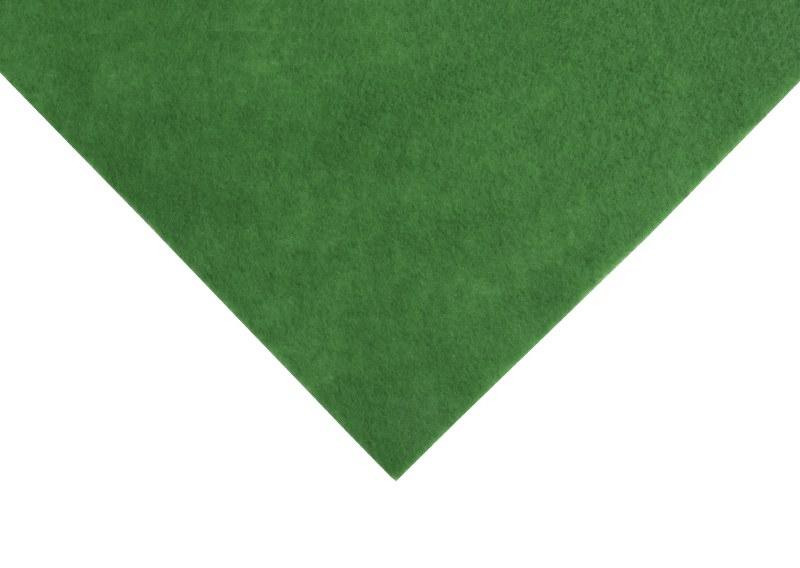 Acrylic Felt Emerald