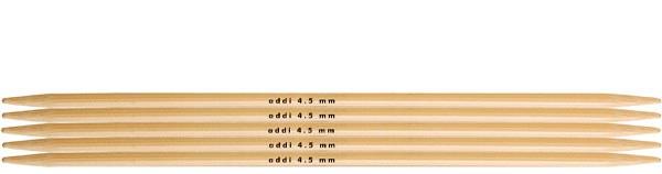 Addi Bamboo DPN 3.25mm 15cm