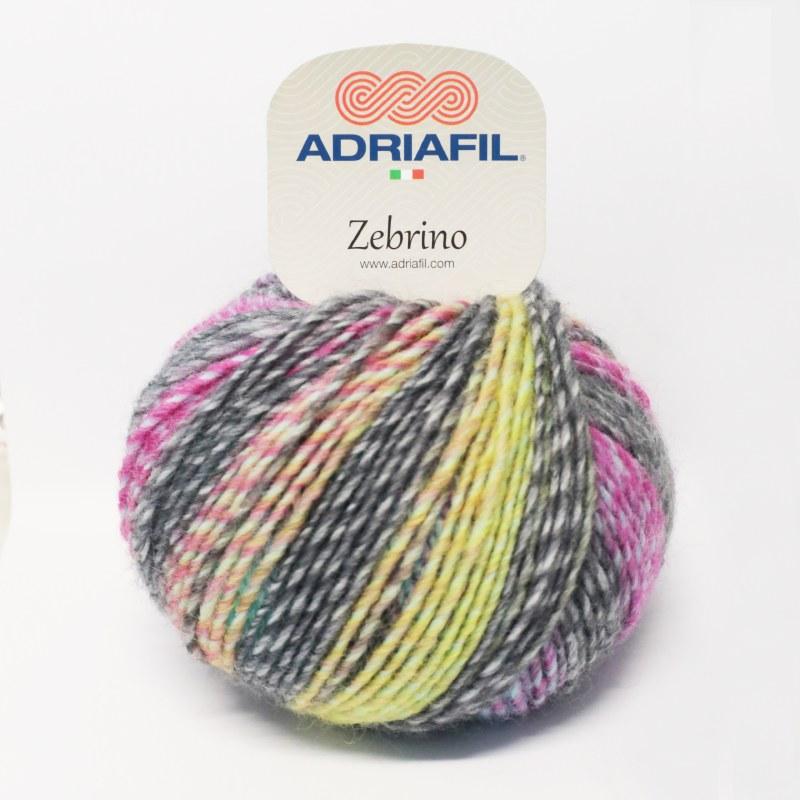 Adriafil Zebrino 70 Multi Brig